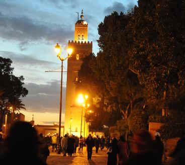 Il Marocco di Roberto