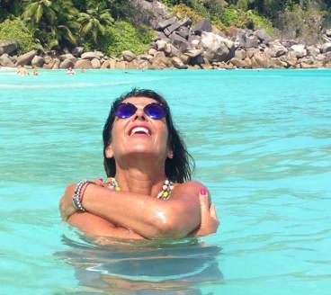 Alle Seychelles con Marinella e Monica