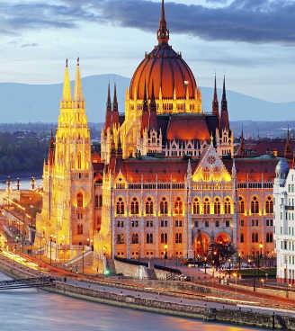 DAL 7 AL 12 AGOSTO 2018 | BUDAPEST