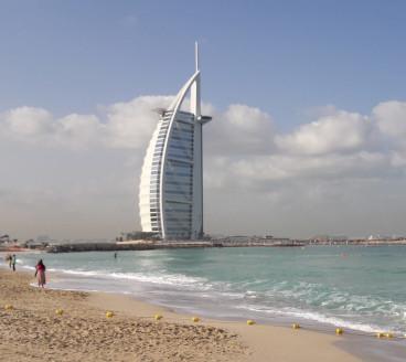 Dubai, il viaggio di Roberto